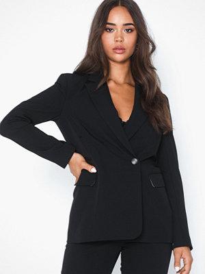 Topshop Black Suit Blazer