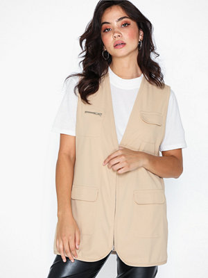 NLY Trend Cargo Utility Vest
