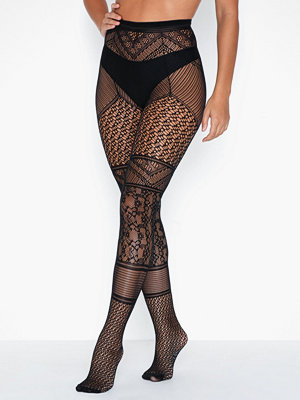 Strumpbyxor - NLY Lingerie Patch It Up Tights