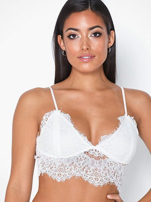 Missguided Corded Lace Bralet