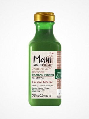 Hårprodukter - Maui Bamboo Fibers Shampoo 385ml