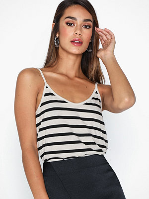 Toppar - Selected Femme Slfivy V-Neck Strap Top B