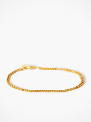 Syster P armband Kristine Wheat Link Bracelet
