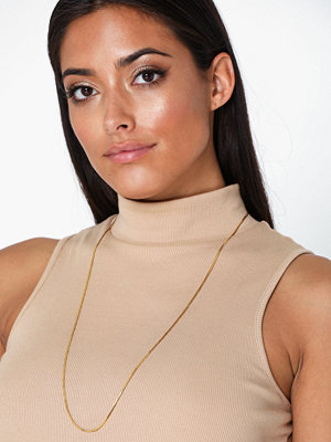 Syster P halsband Herringbone Long Necklace