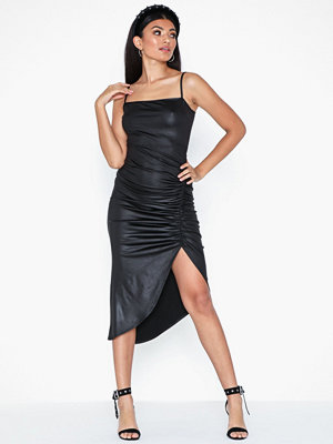 NLY One Coated Slit Dress