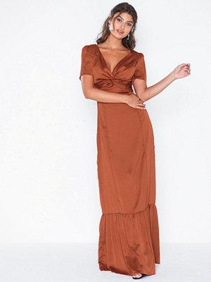 Glamorous Wrap Maxi Dress