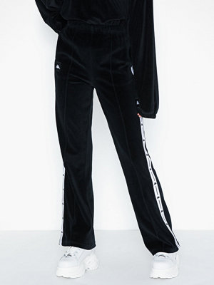 Kappa svarta byxor Ladies Pants , Auth.JPN Barav