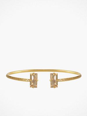 Caroline Svedbom armband Baguette Bracelet Golden