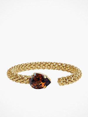 Caroline Svedbom armband Classic Rope Bracelet Topaz