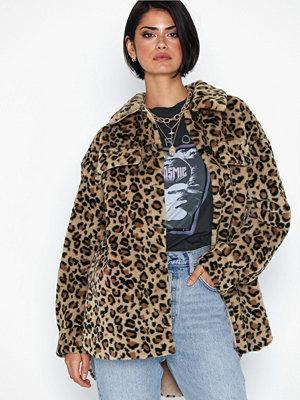 Vero Moda Vmsafari Faux Fur Jacket