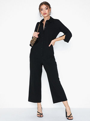 Jumpsuits & playsuits - Closet 3/4 Sleeve Boiler Suit