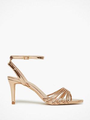 Glamorous Glamorous Metallic Heels