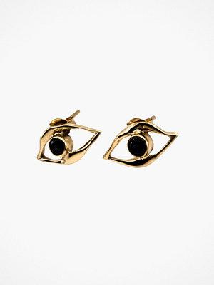 Cornelia Webb örhängen Stoned Earring - 3RD Eye