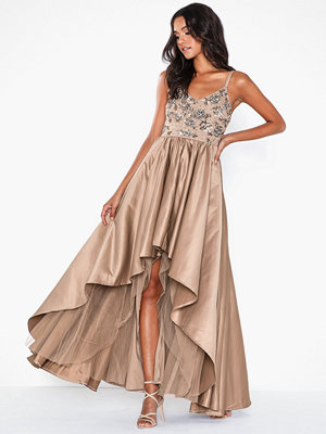 Dolly & Delicious Embellished Bodice Maxi Dress