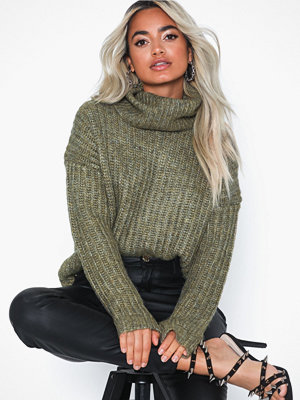 Only Onlchunky L/S Rollneck Pullover Knt