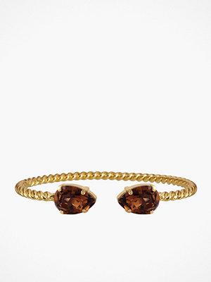 Caroline Svedbom armband Mini drop bracelet Topaz
