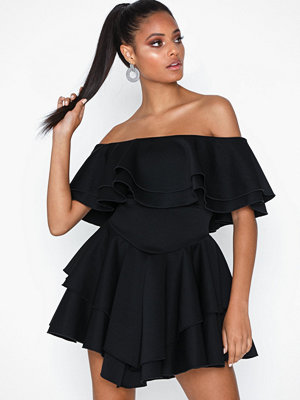 NLY One Volume Frill Dress
