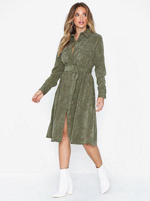 Only Onlelly L/S Dress Wvn