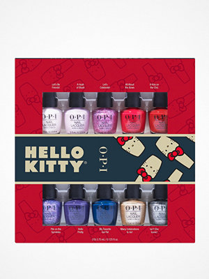 OPI Holiday Mini 10-pack
