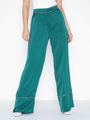 Aéryne turkosa byxor Melo trousers