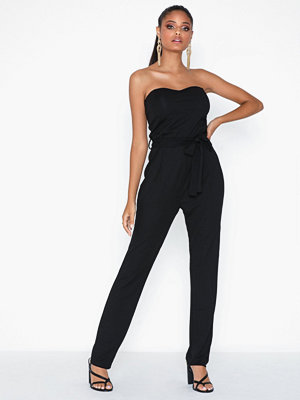 Only Onlmonna S/L Tube Jumpsuit Jrs