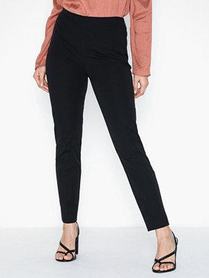 Polo Ralph Lauren svarta byxor Ele Pt-Slim-Slim Leg-Pant