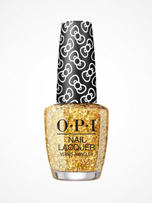 Naglar - OPI Hello Kitty Collection Glitter all the way