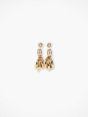 Only örhängen Onlkenya Earring 3 Pack Guld