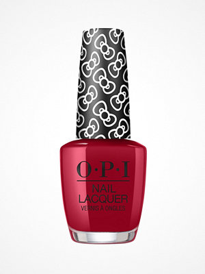 OPI Hello Kitty Collection A Kiss on the Chic
