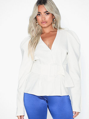Toppar - River Island LS Structured Top