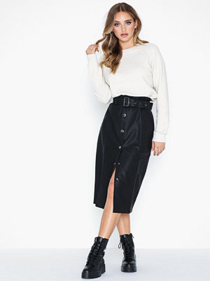 Pieces Pcmatia Hw Midi Skirt D2D