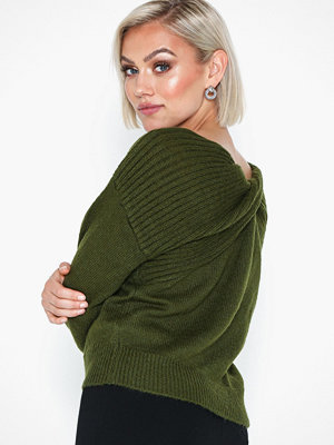 NLY Trend Twist Up Back Knit