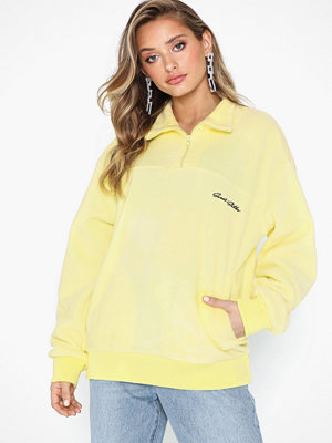 Sweet Sktbs Loose Zipped Fleece