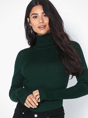 Tröjor - Selected Femme Slfcosta Ls Knit Rib Rollneck B