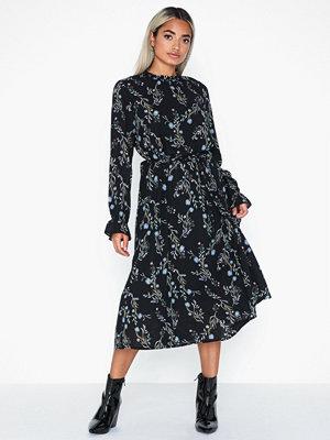 Jacqueline de Yong Jdyjade L/S Long Dress Wvn