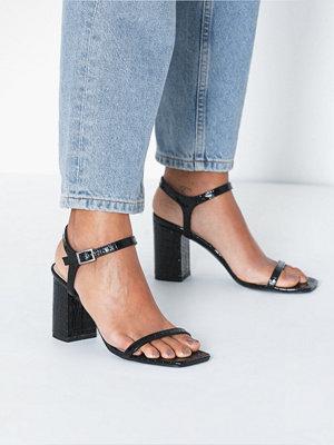 Pumps & klackskor - NLY Shoes Flirty Ankle Heel