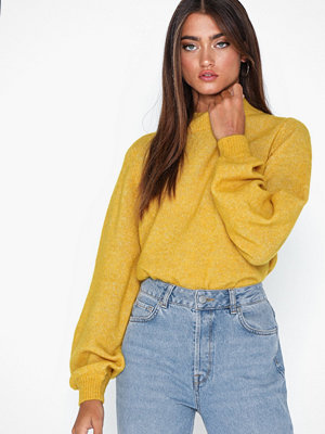 Selected Femme Slfanna Ls X-Mas Knit O-Neck B