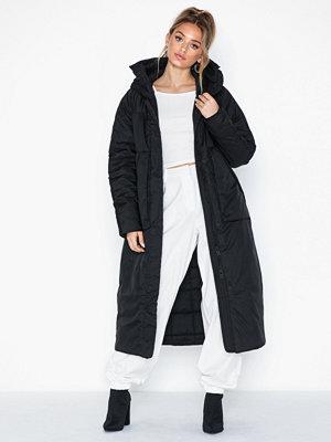 KRAKATAU Amery Long Padded Coat