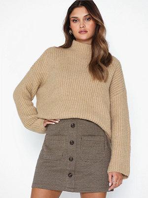 Kjolar - Jacqueline de Yong Jdymandy Button Skirt Jrs Exp