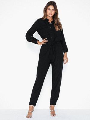 Jumpsuits & playsuits - Jacqueline de Yong Jdynelson L/S Boiler Suit Wvn