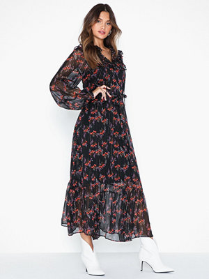Object Collectors Item Objkristine L/S Long Dress 105