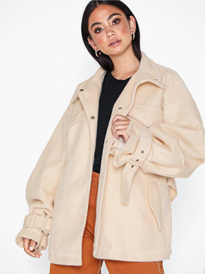 Missguided Belted Utility Coat