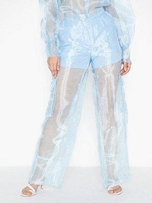 Aéryne omönstrade byxor Penion trousers