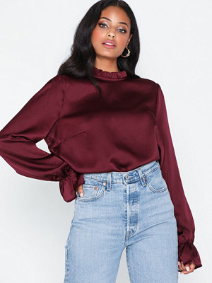 NLY Trend High Neck Blouse