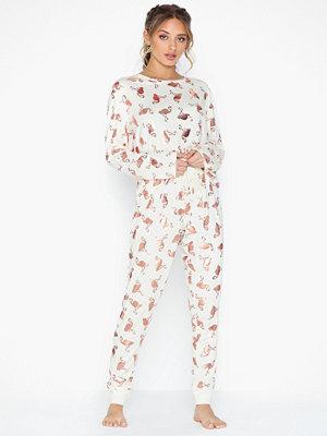 Chelsea Peers Flamingo PJ Set