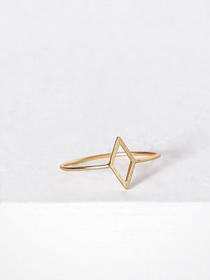 Timi of Sweden 2D Diamond Ring