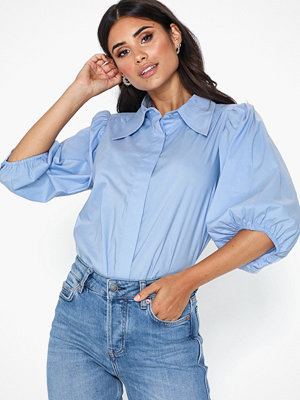 co'couture Briela Puff Sleeve Shirt
