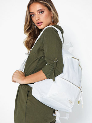 Eastpak vit ryggsäck Orbit Sleek'r