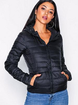 Only onlTAHOE Hood Jacket Otw Noos Svart