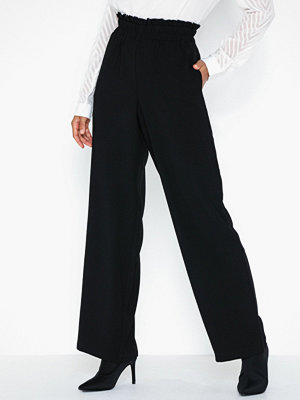 Only svarta byxor Onlsmooth Pb Wide Pant Pnt